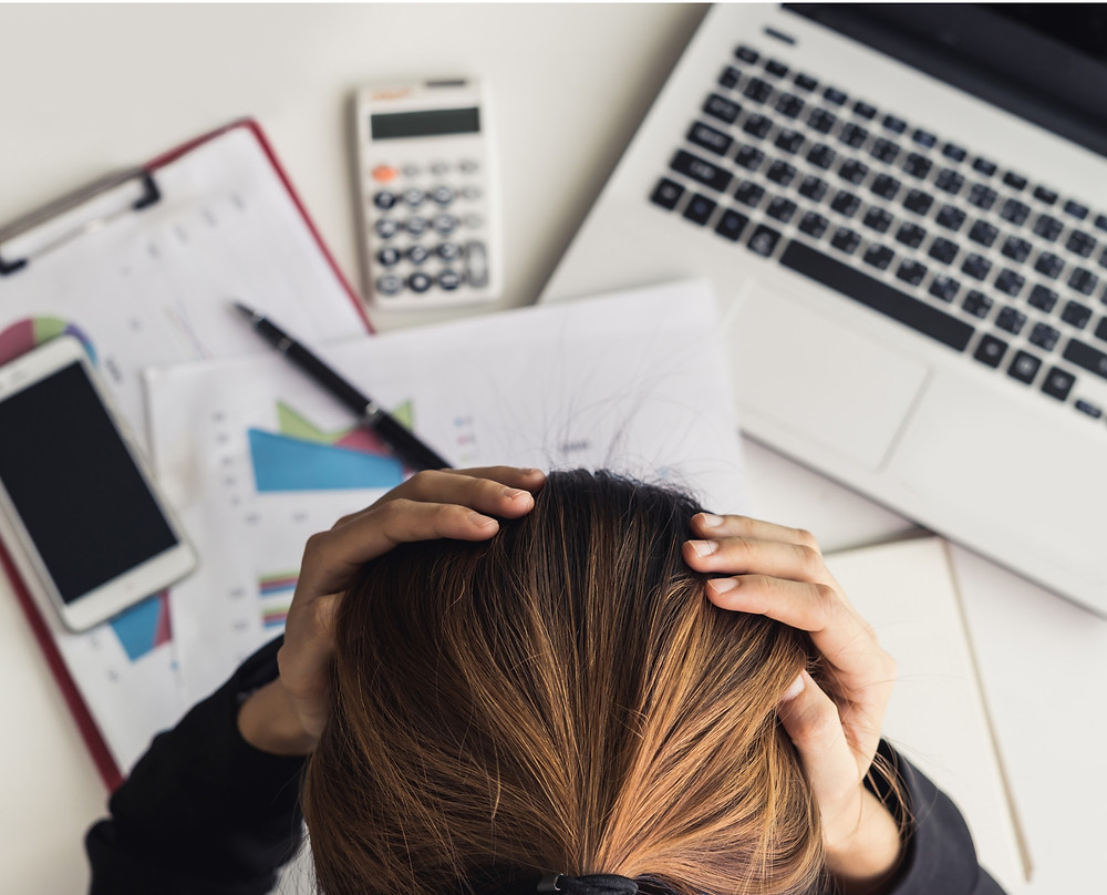 work stress anxiety relief CBD