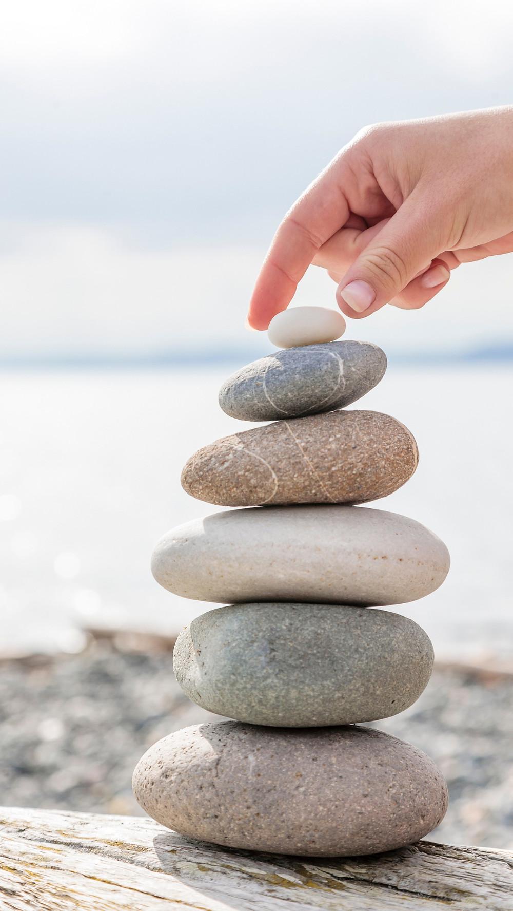 balance body stress relief
