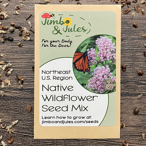 Native Northeast Wildflower Seeds