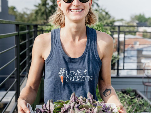 Conscious Gardener Series: Natalie Carver
