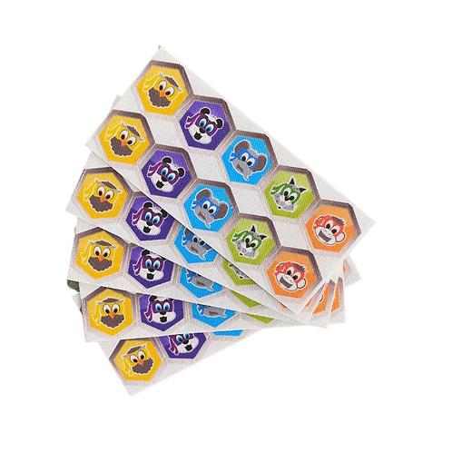 Ninja Squad Badges! (100)