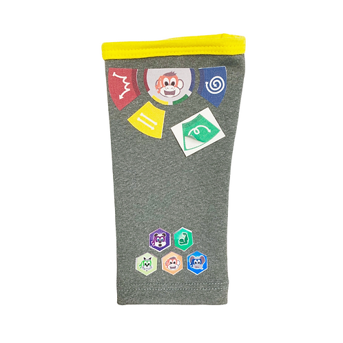 Achieve Sleeve! (and Badges)