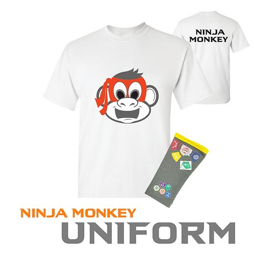 Ninja Monkey Uniform