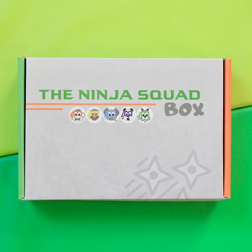 The Ninja Squad Box!