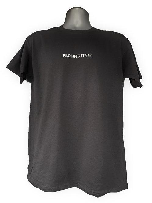 Prolific State T-shirt - Black