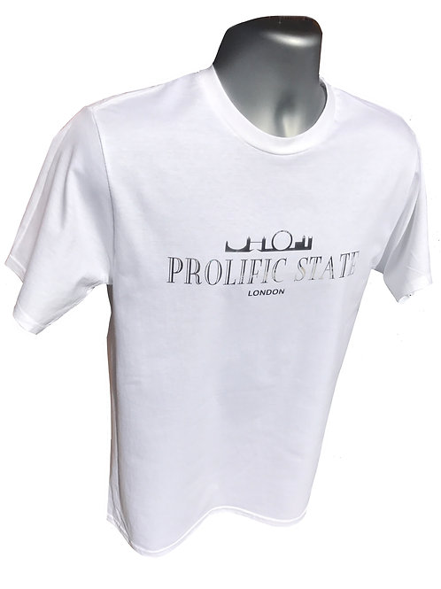 Prolific State London -White