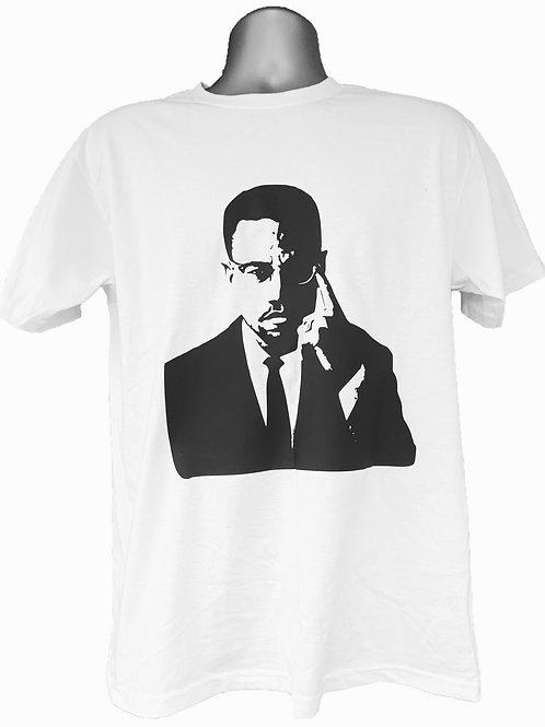 PS Malcolm X Tee