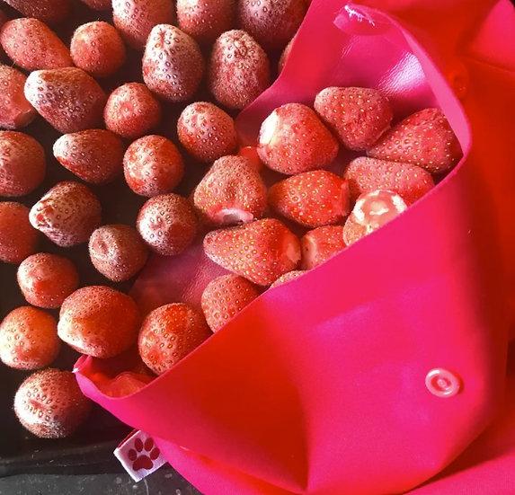 Flaxie Freeze Raspberry
