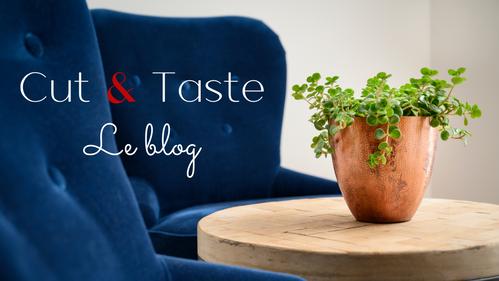 Nouveau : le blog de Cut & Taste