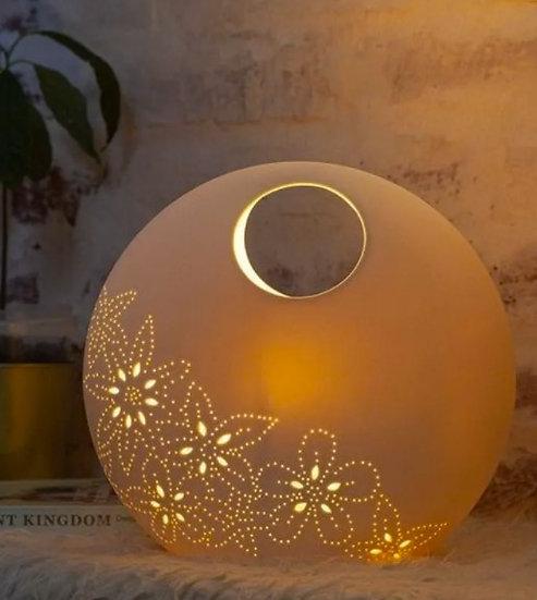Lampe de table forêt