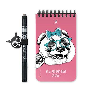 Bloc-notes Pocket Panda