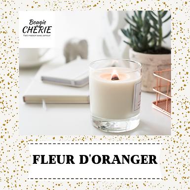 Bougie Chérie 200ml Fleur d'oranger