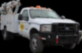 Budget Fleet Services Truck