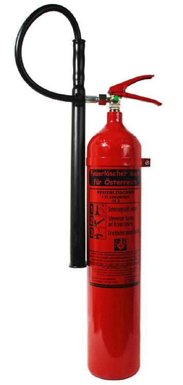 5 kg CO2 Feuerlöscher