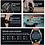 Thumbnail: Montre Connectée Tactile Avec Capteur Cardiaque