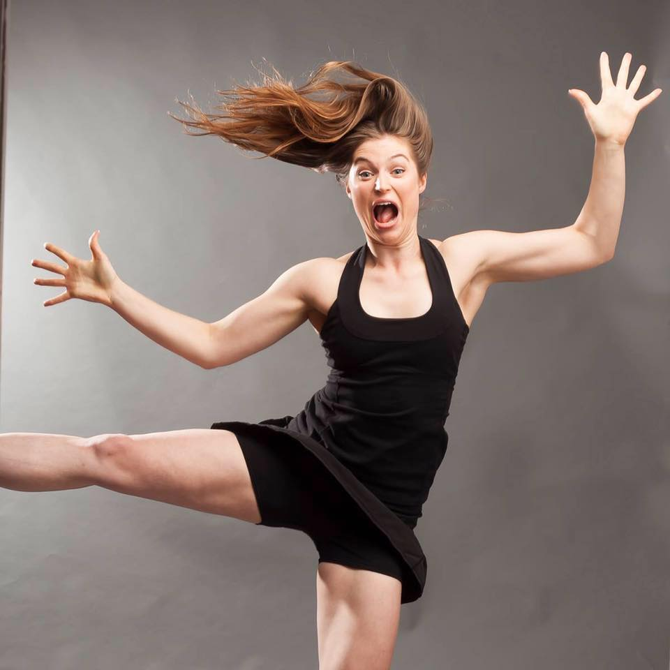 Bell kick jump