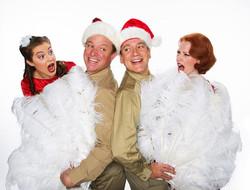 Judy Haynes in White Christmas