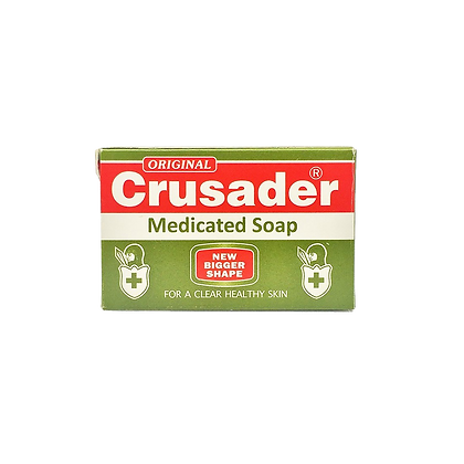 Crusader Soap