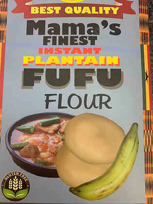 Mama Finest Plantain Fufu Flour