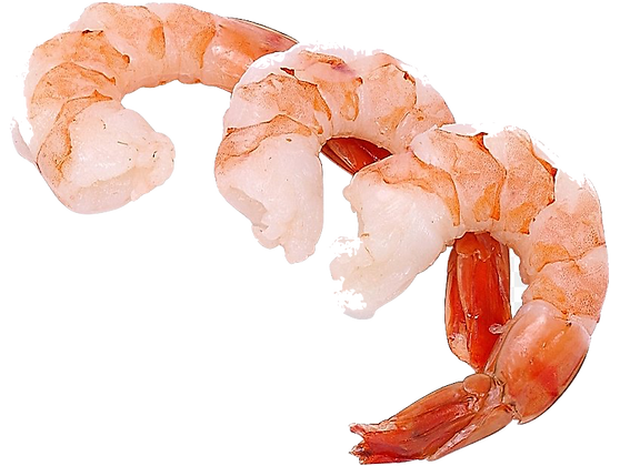 IQF Cooked Peeled Shrimps 400g