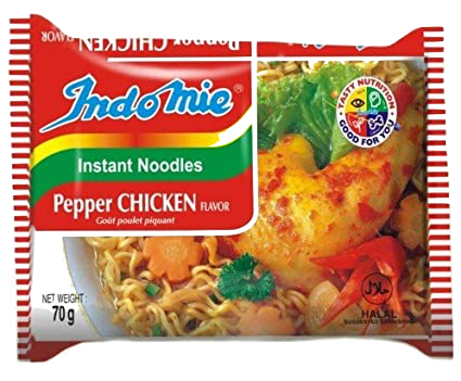 Indomie Pepper Chicken Flavour