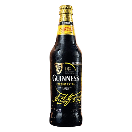 Nigerian Guinness Stout (Small)