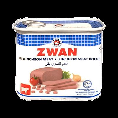 Zwan Beef Luncheon Meat