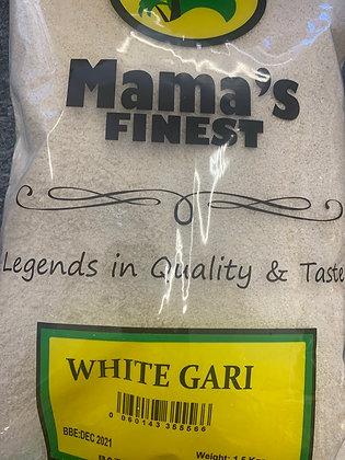 Mama Finest White Gari