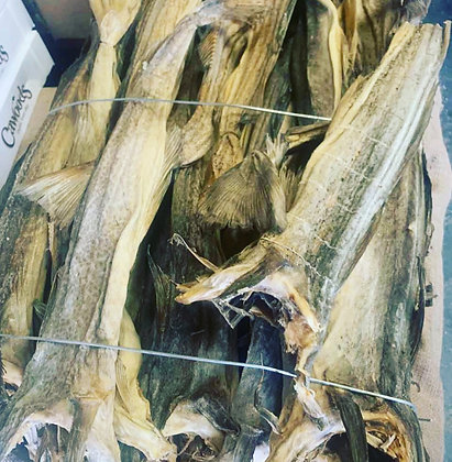 Whole Stock Fish (Sold Per Kilo)