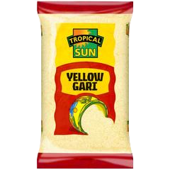 Yellow Garri 5kg