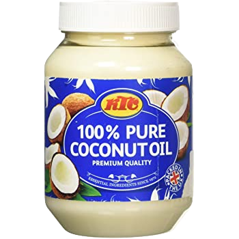 KTC 100% Coconut Oil
