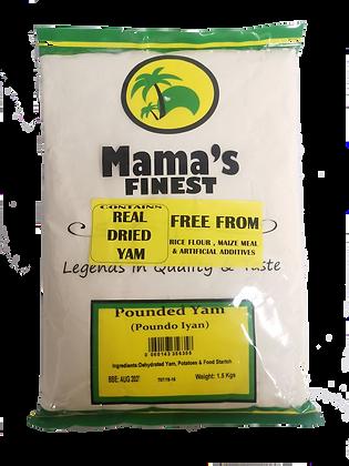 Mama Finest Pounded Yam