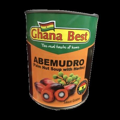 Ghana Best Abemudro Palm Nut Soup