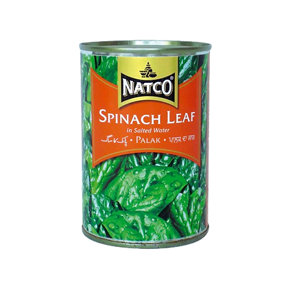 Natco Spinach Leaf 380G