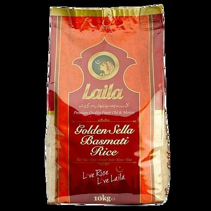 Laila Golden Sella Basmati Rice