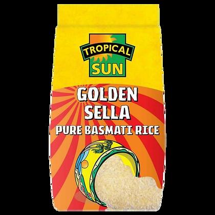 Tropical Sun Golden Sella Basmati Rice
