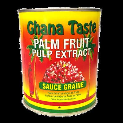 Ghana Taste Palm Fruit