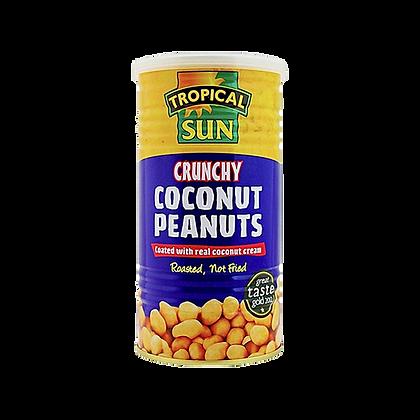 Crunchy Coconut Peanut
