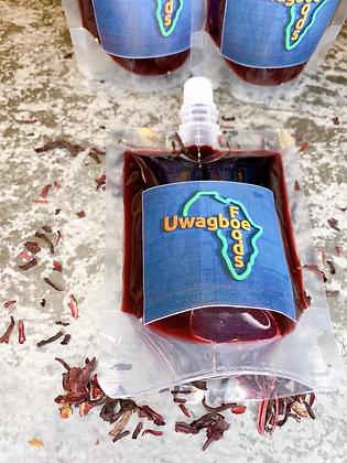 Hibiscus (Zobo) Drink