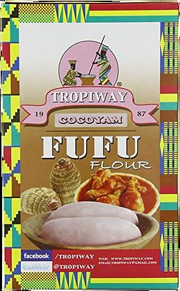 Tropiway Cocoyam Fufu 600g
