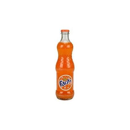 Nigerian Bottled Fanta 50cl