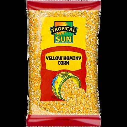 Yellow Hominy Corn 500g