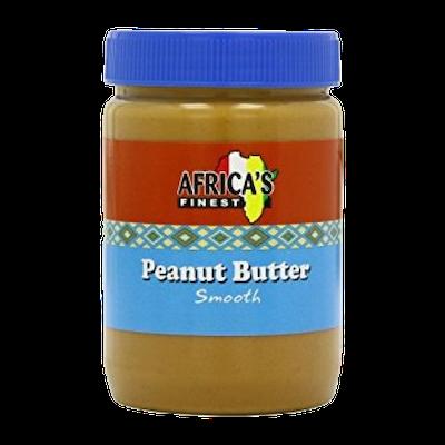 Africa's Finest Peanut Butter