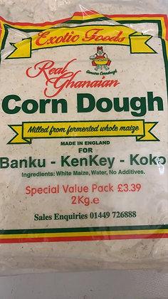 Corn Dough