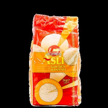 Asli Golden Sella Basmati Rice