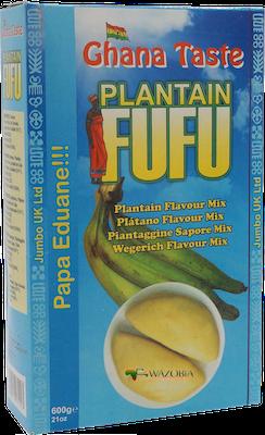 Ghana Taste Plantain Fufu Mix 600g