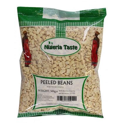 Nigeria Taste Peeled Beans