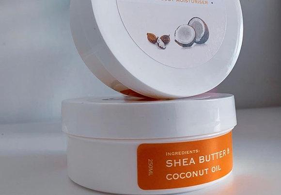Nassurel Coconut oil & Shea Butter
