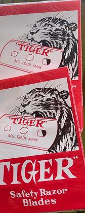 Tiger Razor Blade