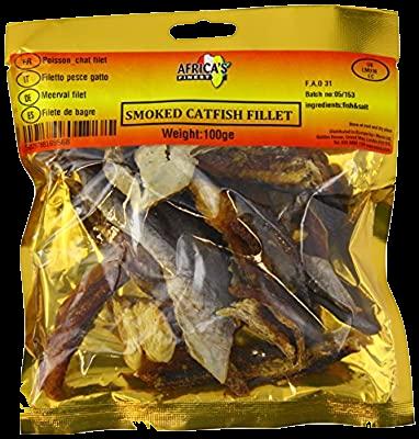 Smoked Catfish Fillet